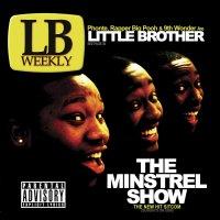 The Minstrel Show Album Cover